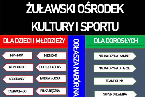 """Zajęcia organizowane przez ŻOKiS w """"pigułce"""":)"""