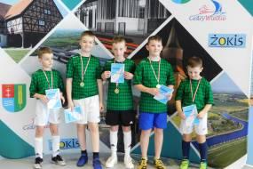 Relacja z Turnieju Piłki Nożnej ŻOKiS CUP 2021