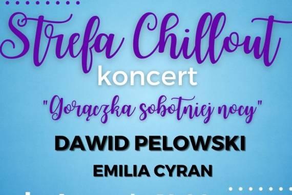 """Koncert Dawida Pelowskiego """"Gorączka sobotniej nocy"""""""